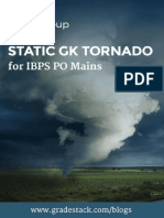 Static G.K. Tornado
