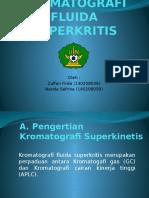 KROMATOGRAFI FLUIDA SUPERKRITIS