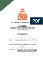 Template PKM K 2013