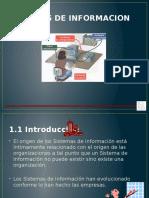 Concepto de Sistemas y Sistemas de Información