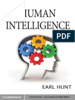 [Earl Hunt] Human Intelligence(BookFi)