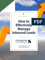 Manage Inbound Leads