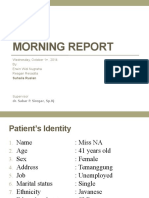 6Morning Report Suhaila Ruslan
