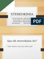 STEREOKIMIA