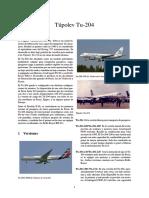 Túpolev Tu 204