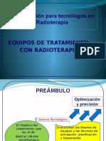 Equipos de Tratamiento de Radioterapia