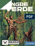 Sangre Verde - Maurice Limat