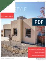 Albuquerque Journal Homestyle 11/25/2016