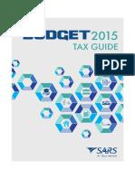 SARS Tax Pocket Guide