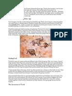 hunter and gatherers unit 6 summary