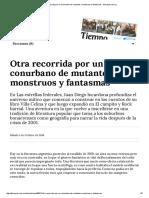 Otra Recorrida Por Un Conurbano de Mutantes, Monstruos y Fantasmas - Tiempoar.com