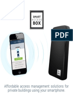 Catalog Smart Access Box