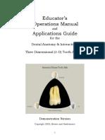 Three Dimensional (3-D) Tooth ATLAS.pdf