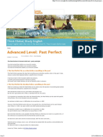 Advanced Level_ Past Perfect _ Learn English