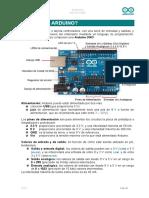 Apuntes Arduino