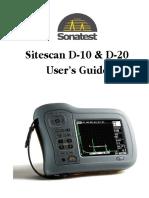 D-10 - D-20 User's Guide