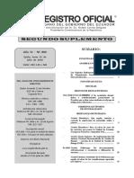 Ley Orgánica Reformatoria Al Código Orgánico de Organización Territorial, Autonomía y Descentralización (1)