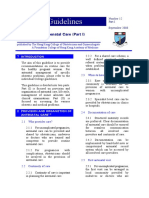 Guidelines on Antenatal Care (Part 1) 2008
