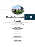 Manual de Psicomotricidad 2 PDF