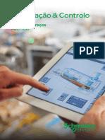 Tabela Schneider Industry 2015