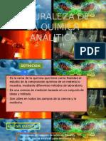 Naturaleza de La Quimica Analitica Mimimimimi