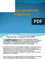 Sistemas Operativos Robot