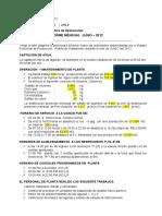 Informe Spro Nº 000-2012