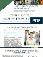 Disponibilidad y Calificacion Del Recurso Humano 1 (1)