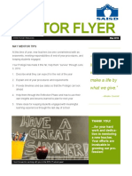 may mentor flyer