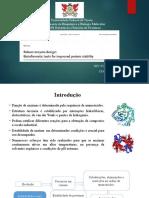 Estabilidade de Proteínas-BQI 650