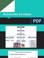 Extraccion en Minas