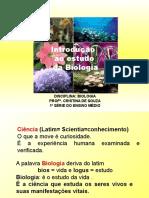 Introducao a BIOLOGIA 1a (1)