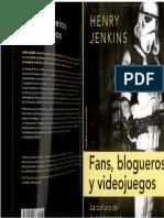jenkins, Fans, blogueros y videojuegos.pdf