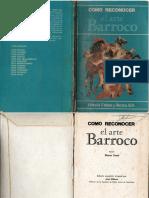 Como Reconocer El Arte Barroco - Flavio Conti