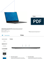 Xps 13 9350 Laptop Reference Guide Pt Br