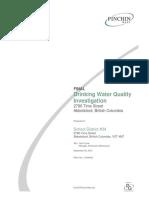 Abbotsford Schools Drinking Water Investigation