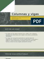 Columnas y Vigas
