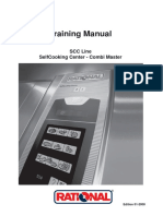 Rational Combimaster Training Manual