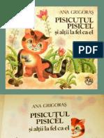 Carte Pisici Copii