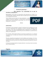 Evidencia 5 Actividad Interactiva Los Componentes de Un Plan de Mercadeo