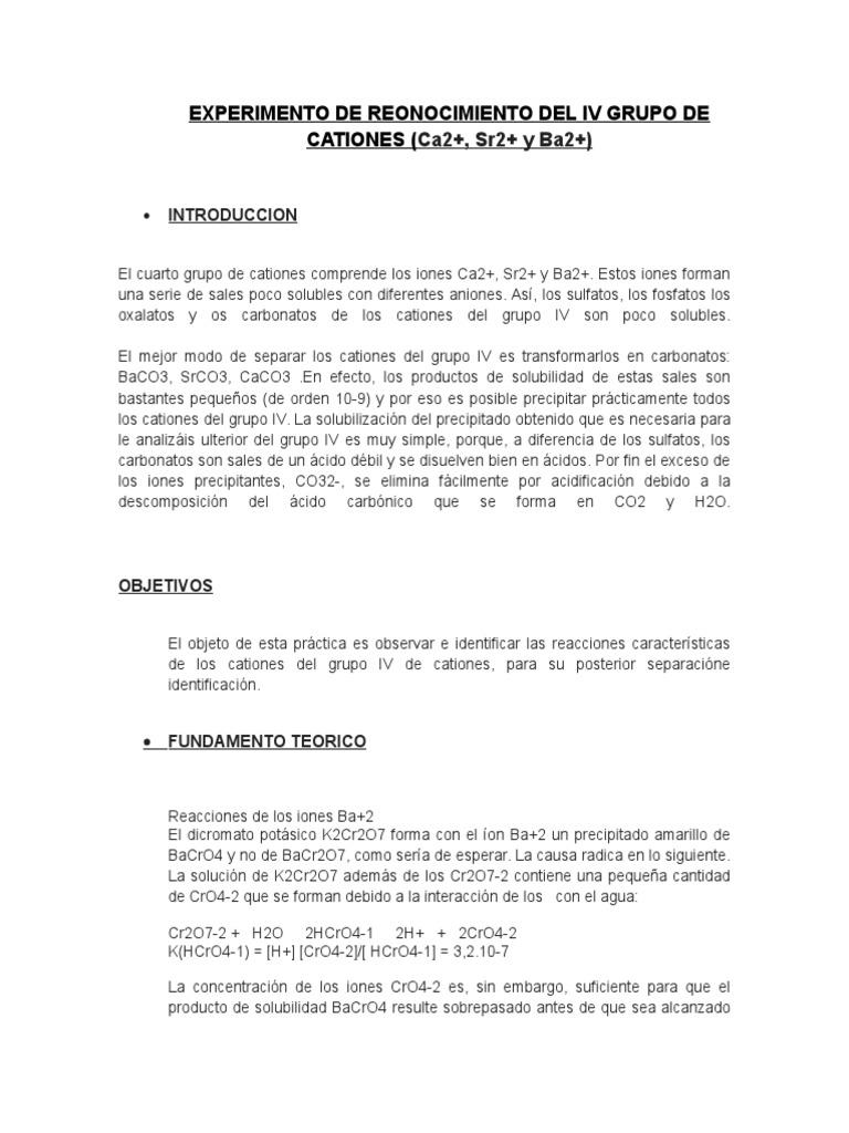 EXPERIMENTO DE REONOCIMIENTO DEL IV GRUPO DE CATIONES.docx