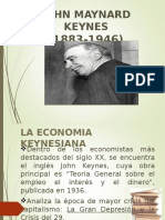 Teoria de KEYNES macroeconomia
