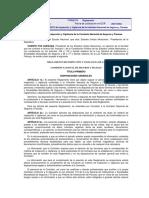 Reglamento de Inspeccion y Vigilancia de La CNSF