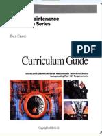 Guia de Curriculum Tecnico en Mantenimiento de Aviones