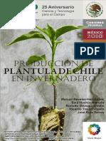 Produccion de Plantulas de Chile