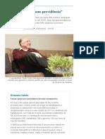 """O País Dos """"Sem-previdência"""" _ Economia _ Gazeta Do Povo"""