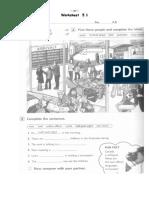 Worksheet 5.1