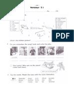 Worksheet 5.2