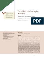 2009 - Isabela Mares - SocialPolicyinDevelopingCountries[Retrieved 2014-07-15]