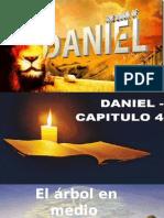 Daniel Cap. #4. El Árbol en Medio de La Tierra